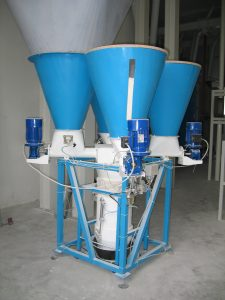 Mixer_weigh Scale_additives